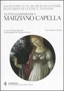 Tutti i commenti a Marziano Capella. Testo latino a fronte.pdf