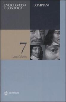 Enciclopedia filosofica. Vol. 7: Lan-Mem..pdf
