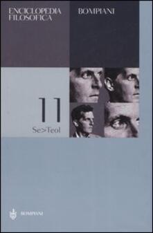 Enciclopedia filosofica. Vol. 11: Se-Teol..pdf