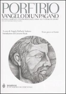 Vangelo di un pagano. Testo greco a fronte.pdf