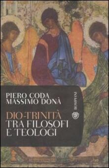 Ascotcamogli.it Dio-Trinità. Tra filosofi e teologi Image