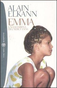 Foto Cover di Emma. Una bambina di undici anni, Libro di Alain Elkann, edito da Bompiani
