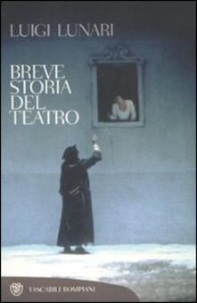 Antondemarirreguera.es Breve storia del teatro Image
