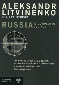 RUSSIA. IL COMPLOTTO DEL KGB