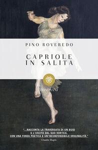 Libro Capriole in salita Pino Roveredo