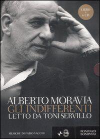 Gli indifferenti. Letto da Toni Servillo. Con 6 CD Audio