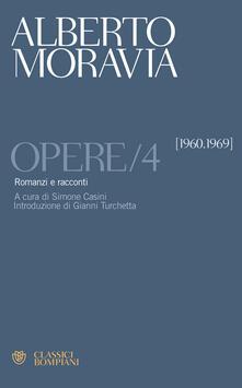 Ipabsantonioabatetrino.it Opere. Vol. 4: Romanzi e racconti 1960-1969. Image