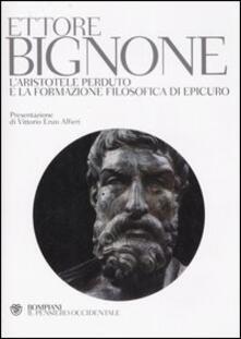 Winniearcher.com L' Aristotele perduto e la formazione filosofica di Epicuro Image