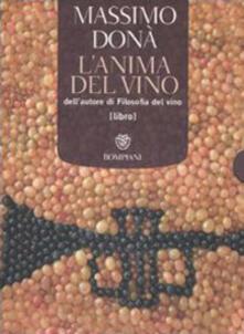 Squillogame.it L' anima del vino-Ahmbè. Con CD Audio Image