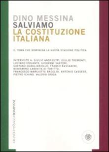 Rallydeicolliscaligeri.it Salviamo la Costituzione italiana. Il tema che dominerà la nuova stagione politica Image
