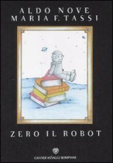 Voluntariadobaleares2014.es Zero il robot Image