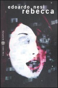 Libro Rebecca Edoardo Nesi