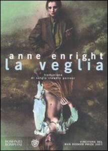 La veglia - Anne Enright - copertina