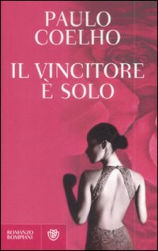 Il vincitore è solo - Paulo Coelho - copertina