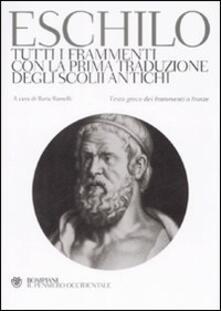 Steamcon.it Tutti i frammenti con la prima traduzione degli scolii antichi. Testo greco a fronte Image