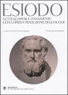 Winniearcher.com Tutte le opere e i frammenti con la prima traduzione degli scolii. Testo greco a fronte Image