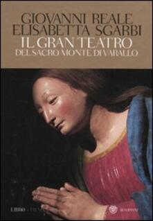 Rallydeicolliscaligeri.it Il gran teatro Sacro Monte di Varallo. Ediz. illustrata. Con DVD Image