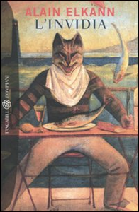 Libro L' invidia Alain Elkann