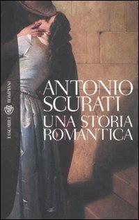 Una Una storia romantica - Scurati Antonio - wuz.it
