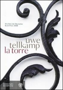 La torre - Uwe Tellkamp - copertina