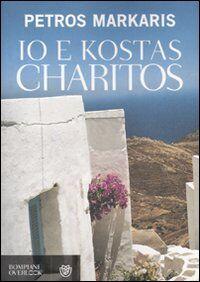 Io e Kostas Charitos