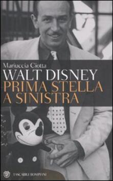 Festivalpatudocanario.es Walt Disney. Prima stella a sinistra Image