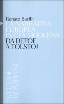 La narrativa europea in età moderna. Da Defoe a Tolstoj.pdf