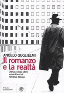 Amatigota.it Il romanzo e la realtà. Cronaca degli ultimi sessant'anni di narrativa italiana Image