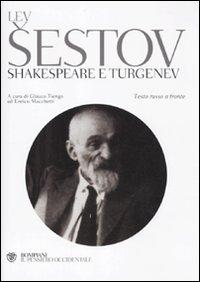 Shakespeare e Turgenev. Tes...