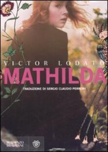 Mathilda - Victor Lodato - copertina