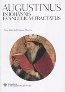 Libro Commento al Vangelo di Giovanni Agostino (sant')