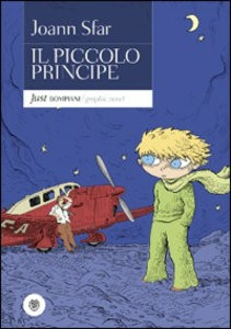 Libro Il Piccolo Principe Joann Sfar