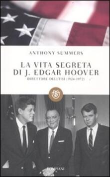 Ipabsantonioabatetrino.it La vita segreta di J. Edgar Hoover Image