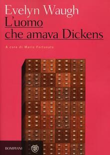 Librisulladiversita.it L' uomo che amava Dickens e altri racconti Image
