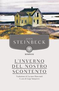 Libro L' inverno del nostro scontento John Steinbeck