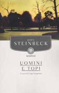 Libro Uomini e topi John Steinbeck