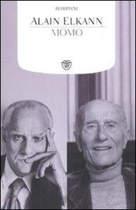 Libro MoMo Alain Elkann