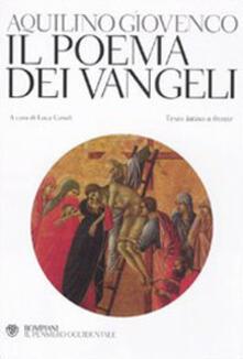 Aboutschuster.de Il poema dei Vangeli. Testo latino a fronte Image