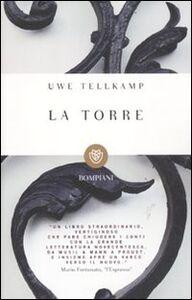 Libro La torre. Storia di una moderna Atlantide Uwe Tellkamp