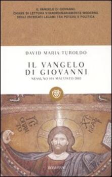 Il Vangelo di Giovanni. Nessuno ha mai visto Dio.pdf