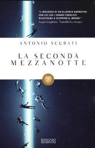La seconda mezzanotte - Antonio Scurati - copertina