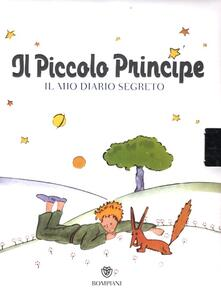 Recuperandoiltempo.it Il Piccolo Principe. Il mio diario segreto Image
