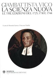 Libro La scienza nuova. Le tre edizioni del 1725, 1730 e 1744 Giambattista Vico