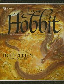 Lo Hobbit. Un viaggio inaspettato. Ediz. illustrata - John R. R. Tolkien - copertina