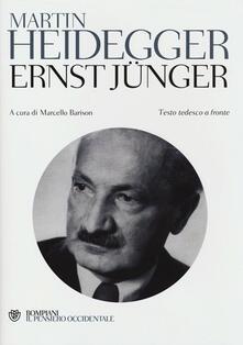 Listadelpopolo.it Ernst Jünger. Testo tedesco a fronte Image
