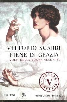 Grandtoureventi.it Piene di grazia. I volti della donna nell'arte. Ediz. illustrata Image