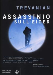 Libro Assassinio sull'Eiger Trevanian