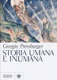 Promoartpalermo.it Storia umana e inumana Image