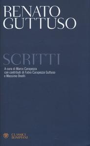 Libro Scritti Renato Guttuso