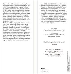 Furore - John Steinbeck - 2